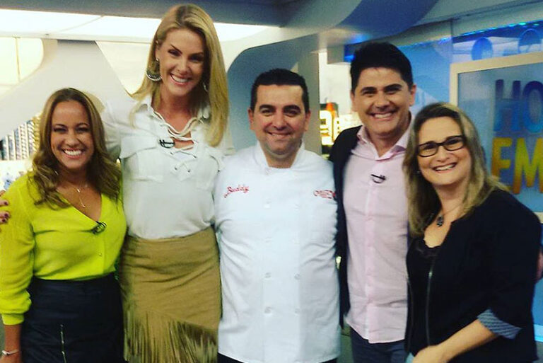 Cesar Filho, Buddy Valastro, Ana-hickman e Paula Raposo