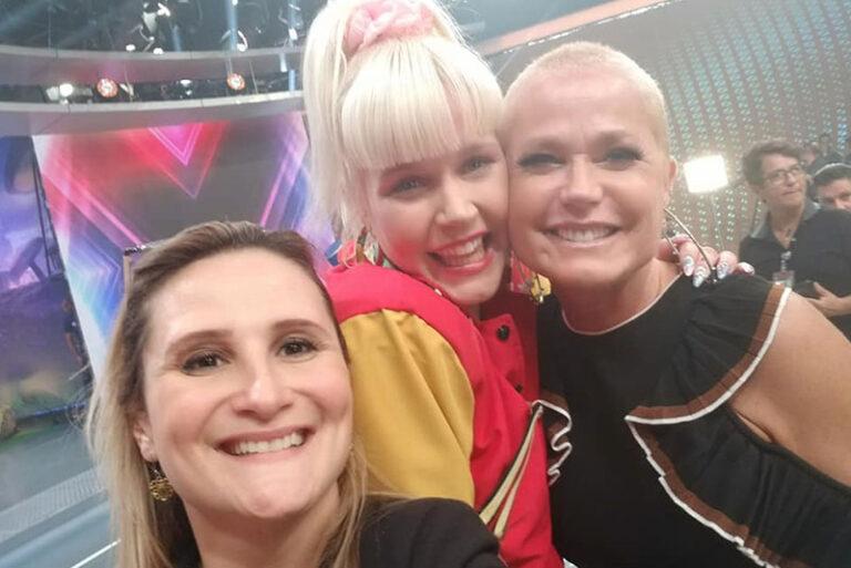 Xuxa no Xuxaverso e Paula Raposo